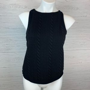Philosophy Cable Knit Tank